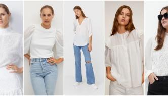 Bijela bluza u 10 izdanja koja ostavljaju bez daha