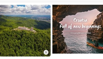 'Croatia Full of New Beginnings' na 15 tržišta