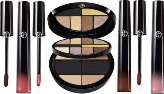 Giorgio Armani donosi blagdansku make-up kolekciju Night Light