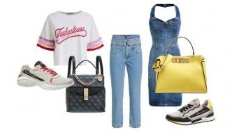 Guess Jeans za proljeće 2020: 15 komada koji zrače bojama