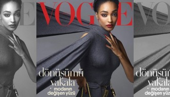 Jourdan Dunn u prekrasnoj Fendi haljini za Vogue