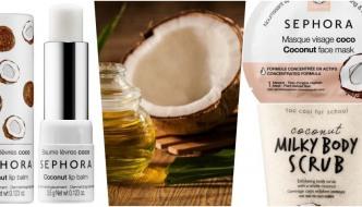 5 naboljih beauty proizvoda s mirisom kokosa