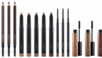 MAC Brows are IT: Nova kolekcija za uljepšavanje obrva