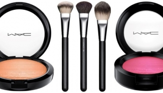 MAC Extra Dimension: Blistaje uz nove highlightere i rumenila!