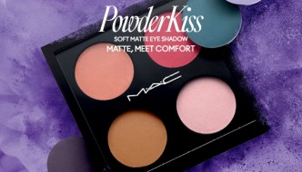MAC Powder Kiss je dokaz da se suprotnosti privlače