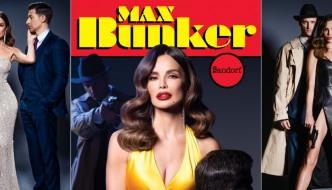 Severina na naslovnici knjige legendarnog Maxa Bunkera