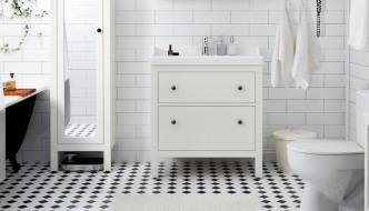 Najbolje ideje za kupaonice u bijelim tonovima