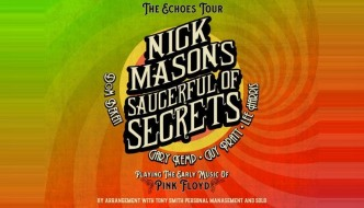 Nick Mason's Saucerful of Secrets iznenađenje INmusic festivala