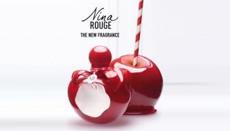 Nina Ricci Nina Rouge: Novi miris u neodoljivoj crvenoj bočici
