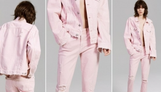 Proljetne ideje: Zara predlaže PINK denim od glave do pete!