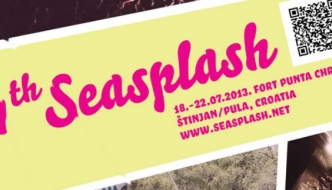 Seasplash festival od 18. do 22. srpnja