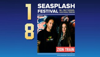 Dub pioniri Zion Train predvode drugi val Seasplash festivala