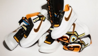 Cool tenisice: Nike Air Force 1 by Riccardo Tisci