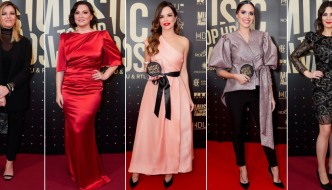 NAJ lookovi Top.hr Music Awardsa: Severina, Nina, Franka...