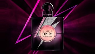 YSL Black Opium Storm Illusion mirisni je rock couture